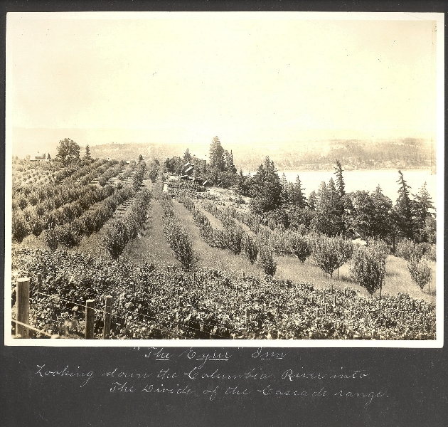 1910 The Eyrie located at White Salmon