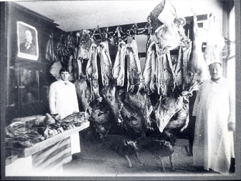 1908 August Lauterback & John Wyers