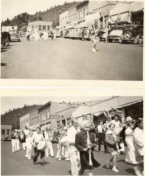 1939 White Salmon Parade