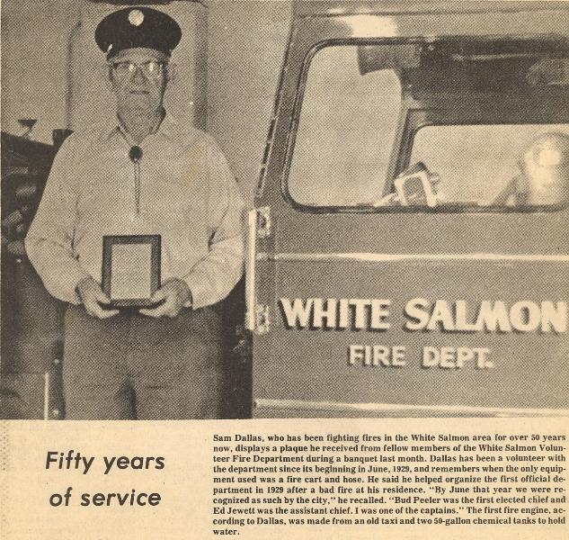 1979 Sam Dallas Article