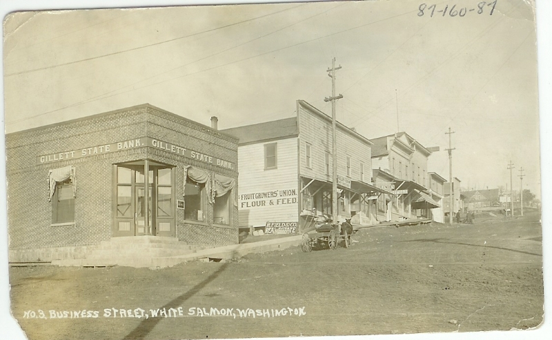 Business Main St., White Salmon